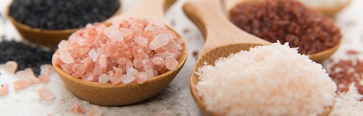 Salz, Salzspezialitäten
