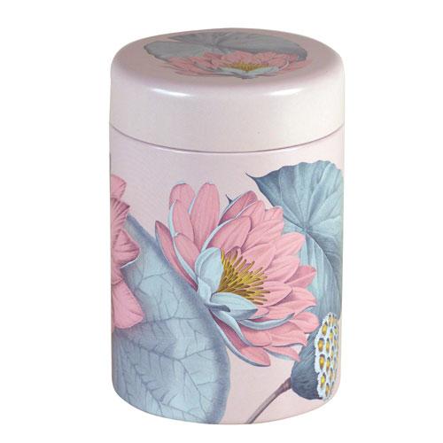 Dose Lotusblüte, rose, 125g