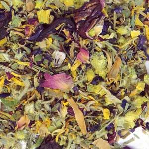 BlümchenteeBlüten-Kräutermischung