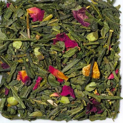 Grüner Tee Zimtstern®