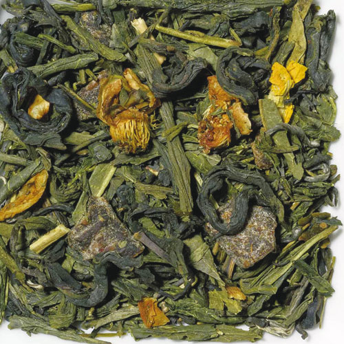 Grüner Tee Traumtänzer