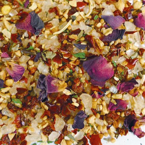 Salat-Gewürzsalz