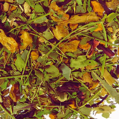 Kräutertee Wurzelparadies, Biotee