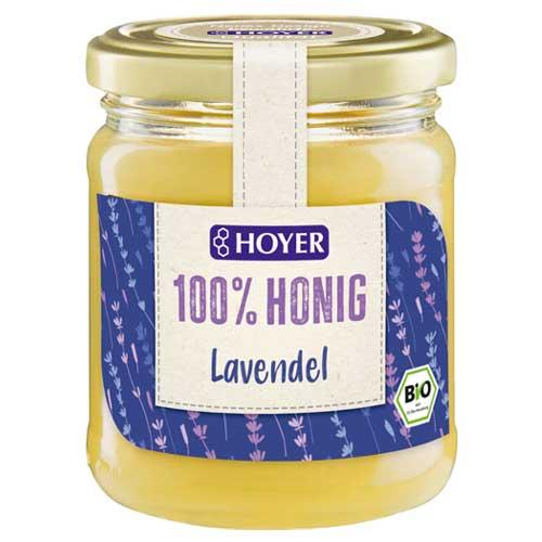 Lavendelblütenhonig, Biohonig