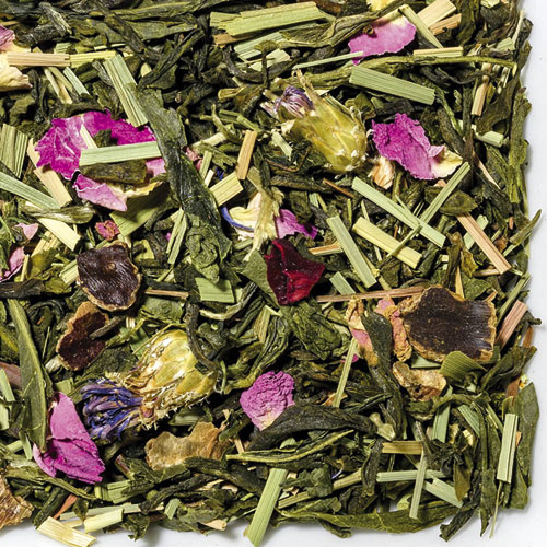 Weißer Tee Miss Rose, Biotee